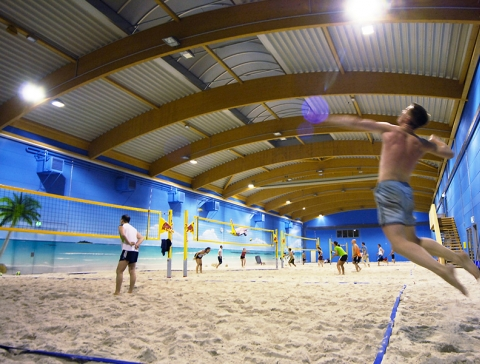 Beach Volleyball Tournaments Hamburg