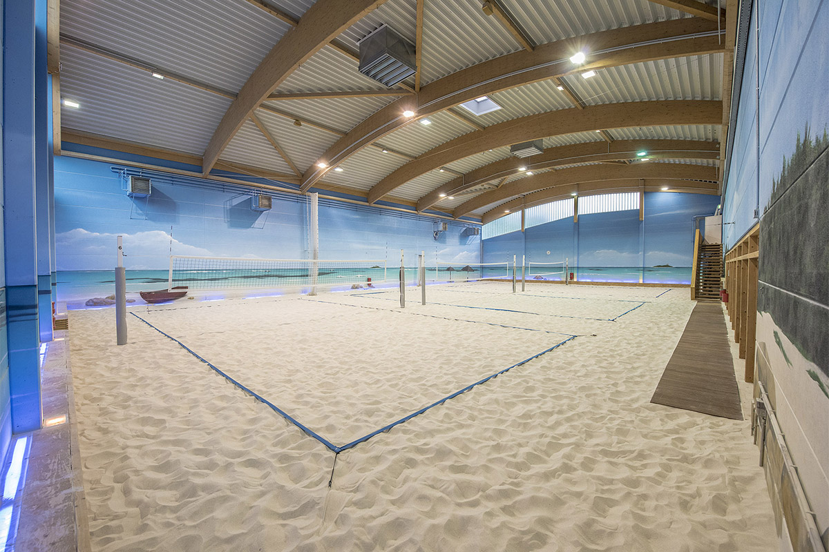 Teichweg Beachvolleyball Alter